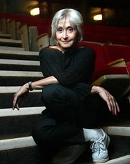 "Twyla Tharp is a total HSBARS.  Her book ""The Creative Habit"" is framazing. (http://amzn.to/1e8ggpN)"