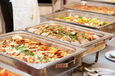 A corporate catering business is looking for sale in Delhi. It provides corporate buffet lunches to reputed corporate house. It serve around 350 people per day. Asking price for this business is INR 35 lakhs.
