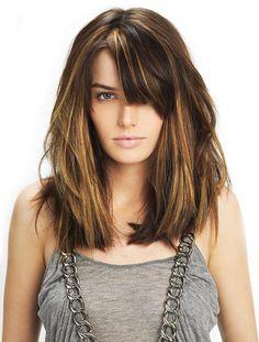 Hair extension by Balmain Hair-like the highlights