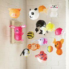 Gave japanse balonnen voor een kinderfeestje bij www.dutchkiddies.com