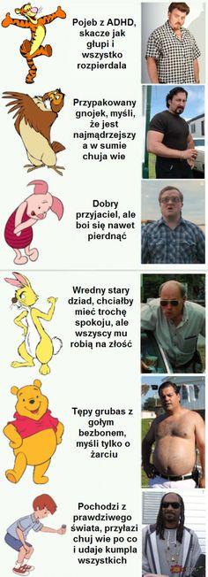 chłopaki z baraków Very Funny Memes, Haha Funny, Polish Memes, Trailer Park Boys, Weekend Humor, Funny Mems, Everything And Nothing, Fresh Memes, Disney And Dreamworks