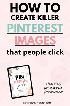 Struggling to create killer pinterest images that get clicks? Here's my step by step guide to design best pinterest graphic for clicks, shares and visibility. Follow these pinterest design and pinterest marketing tips to start designing pinterest pins. Learn how to create pinterest images with these 27+ pinterest tips. Pinterest design tips | Pin design tips #pinterestmarketing #pinteresttips #pintereststrategy #blogdesign #bloggingtips