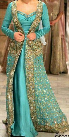 #TheMagnificentCenturyKosem  #SultanKosem  Kosem Sultan dress from the sequel to Magnificent Century.