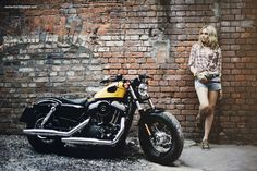 Harley Davidson Sportster wallpaper full hd