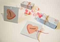 diy packaging san valentin día de los enamorados love amor febrero manualidades