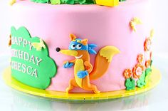 Sweet Art Cakes by Milbreé Moments: January 2012