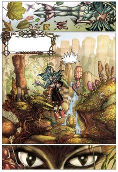 Luigi Di Giammarino - La Vallée des Mutants