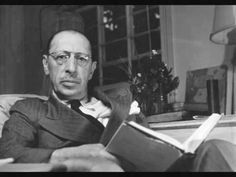 Igor Stravinsky was one of the most brilliant composers from the avant-garde school in the early 20th century. I particularly love the madness and sweetness in Le Sacre du Printemps (The Rites of Spring). What a mad genius.