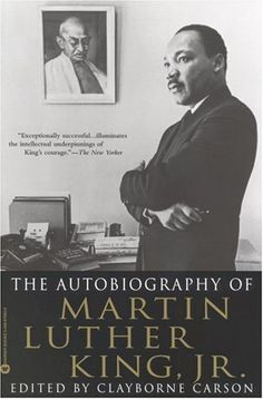 The Autobiography of Martin Luther King, Jr. by Clayborne Carson, http://www.amazon.com/dp/B0029LHX26/ref=cm_sw_r_pi_dp_qt1Fqb10VEFS8