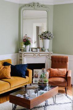 Sabina Socol Paris Apartment - French Style and Sabina Socol