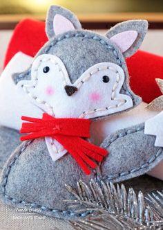 Weekender with Wanda – Winter Plush Animals!