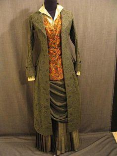 turn of the century walking suit women - Google Search