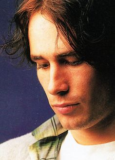 Jeff Buckley photographed by Gie Knaeps, 1994.