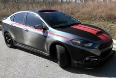 2017 Dodge Dart Custom Hood