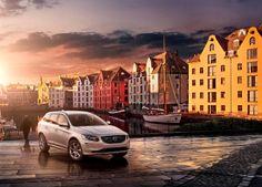 Volvo XC70: Edição Especial Volvo Ocean Race é Apresentada