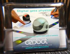 At the Fence: Ozobot, A Hot New Tech Toy #GiftIdea