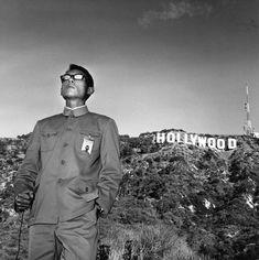 Tseng Kwong-Chi - Hollywood Hills