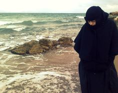 Deep thoughts / Greek Orthodox nun. By Ioanna.