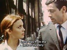 Gare du Nord, Jean Rouch, 1964 via Cinema Quotes, Film Quotes, Best Movie Quotes, Favorite Quotes, Jean Rouch, Movie Lines, Film Stills, Mood Quotes, Movies Showing
