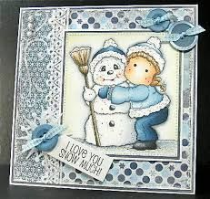 Image result for stampin magnolias