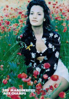 Claudia Mason in Elle Magazine France. Photography by Andre Rau. #ClaudiaMason #Elle #Model.