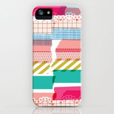 Washi Paper iPhone Case #Artsy