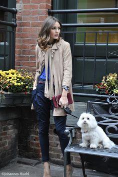 The Olivia Palermo Lookbook : Just Gorgeous !!!!!