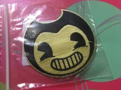 Bendy And The Ink Machine Iron On Patch  | eBay
