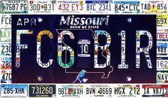 I uploaded new artwork to fineartamerica.com! - 'Missouri License Plate' - http://fineartamerica.com/featured/missouri-license-plate-lanjee-chee.html via @fineartamerica
