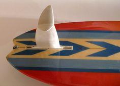 chenye horan fins   Cheyne Horan/ Ben Lexcen Starfin or winged keel (1980) Surf Craft ...