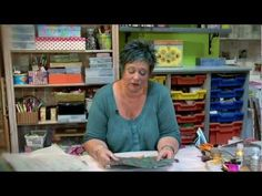 * craft tv - Creative Bondaweb textile art with textile artist Kim Thittichai Textile Fiber Art, Textile Artists, Textiles Techniques, Art Techniques, Mixed Media Tutorials, Art Tutorials, Fabric Paper, Fabric Painting, Textile Patterns