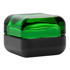 "iittala Vitriini Box I by Ann Penttinen  glass box about 2.5"" square   storage for tiny little important things"