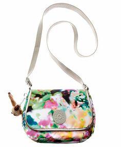 Kipling Handbag, Maceio Crossbody - Kipling - Handbags & Accessories - Macy's