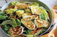 This spring vegetables and couscous with halloumi recipe transforms a handful of simple ingredients into a healthy, hearty salad that the whole family will enjoy. Packed with veggies and jazzed up with fresh additions like pomegranate seeds and shelled pistachios, this makes an easy main course for vegetarians or a delicious side dish for grilled meats or fish.