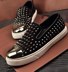 63157e69e2a72 ZHUCool sneakers · Find More Women s Flats Information about 2016 Newest  Rivets Flat Shoes Women Brand Designer Women s Casual
