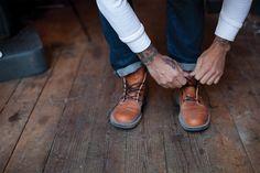 Piedmont Boots