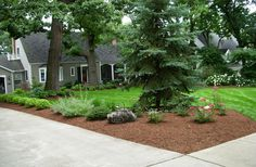 """If you live in a modest home, chances are your front yard is a modest size as well. (Although we fully recognize that everyone's idea of """"modest"""" when it c"""
