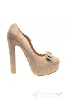 Pantofi dama bej Ego. Pret : 129.00 lei