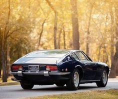 First ever Maserati Ghibli  http://www.autorevue.at/zeitreise/maserati-ghibli-der-erste.html