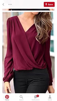 80 Best Blouse  Blusas images in 2019  7a841789407bb