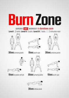 Burn Zone Workout