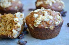 Pumpkin Muffins // Stuck on Sweet