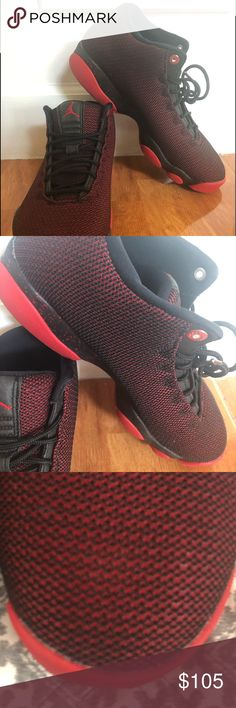 Nike Air Jordan Horizon Low Basketball 9.5 Nike Air Jordan Horizon Low  Basketball 845098-001 d0817b54e