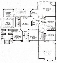 House Plan     Craftsman Plan    Square Feet     Floor plan