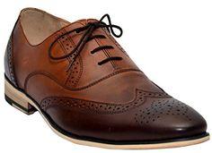 Business Oxford Schuhe Brogues Lederschuhe Schuhe braun - http://on-line-kaufen.de/german-wear/business-oxford-schuhe-brogues-lederschuhe