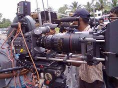 Cinema Camera, Film Industry
