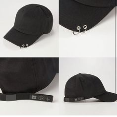 BTS WINGS ring hat