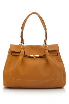 Salvatore Ferragamo Fara Tote- love, love this color
