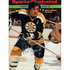 Phil Esposito Boston Bruins Fanatics Authentic Autographed Hockey Heats Up Sports Illustrated Magazine Phil Esposito, Ice Hockey Teams, Hockey Stuff, Sports Teams, Si Cover, Cover Art, Boston Bruins Hockey, Chicago Blackhawks, Sports Illustrated Covers