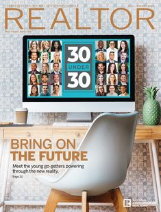 Our July/August issue is now online! Get to know the 30 Under 30 class of 2020, learn the latest information about eco-friendly construction practices and materials, and find out how other real estate pros are adapting during the COVID-19 pandemic. 30 Under 30, National Association, Go Getter, Class Of 2020, Getting To Know, Social Media Marketing, Bring It On, Cinema
